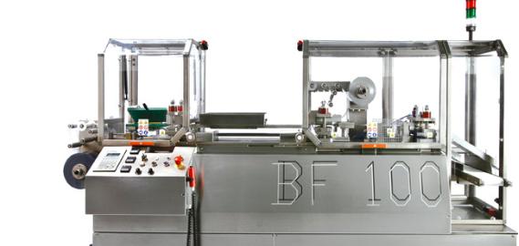 意大利BLISTER泡壳机BF100